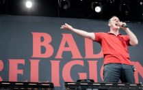 Bad Religion performs at Bottle Rock 2013